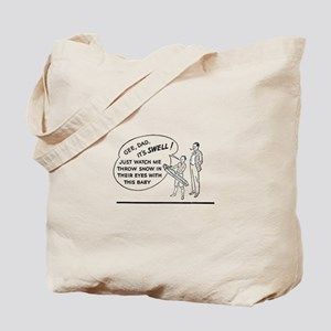 Gee Dad Swell Tote Bag