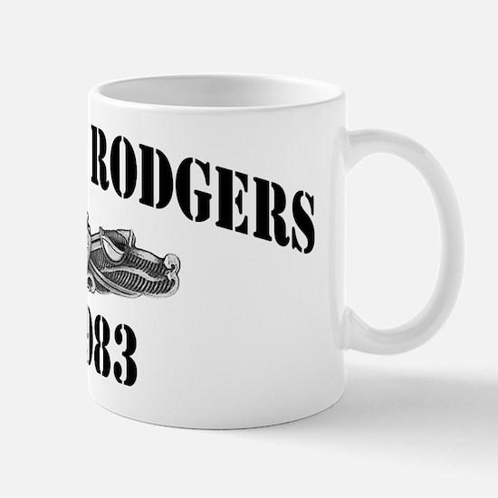 USS JOHN RODGERS Mug