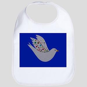 Peace Dove Bib
