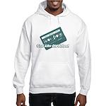 Cool Like Old School Hooded Sweatshirt