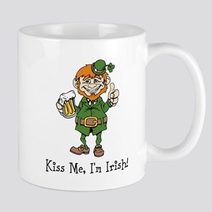 Custom Irish Mugs