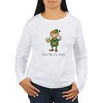 Custom Irish Long Sleeve T-Shirt