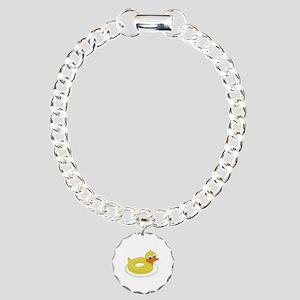 Duck Pool Toy Bracelet
