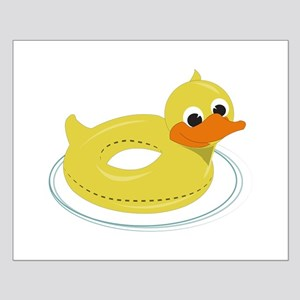 Duck Pool Toy Posters