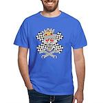Race Fashion.com Skull Dark T-Shirt