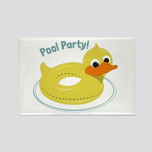 Pool Party Magnets