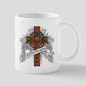 MacNaughton Tartan Cross Mug