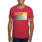 Siesta Key Beach Sunset Dark T-Shirt