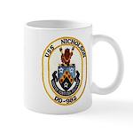 USS NICHOLSON Mug