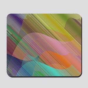 Digital plains Mousepad