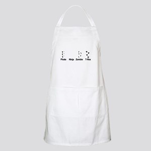 Footprint Guide Apron