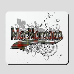 MacNamara Tartan Grunge Mousepad