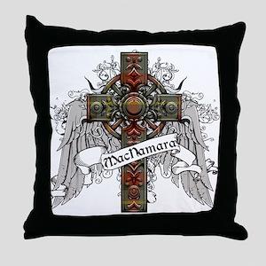 MacNamara Tartan Cross Throw Pillow