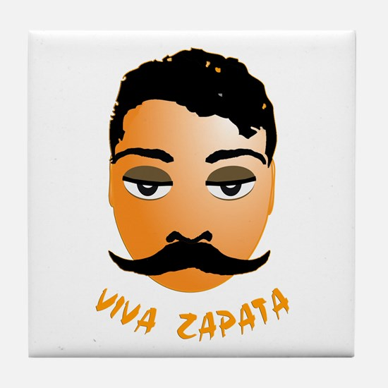 Viva Zapata Tile Coaster