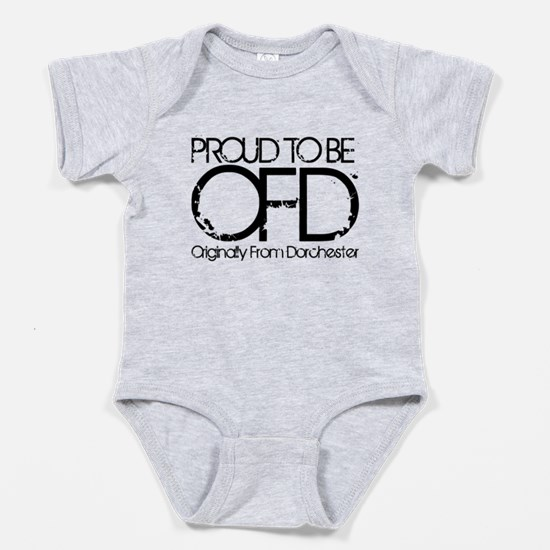 Proud To Be OFD Baby Bodysuit