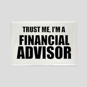 Trust Me, I'm A Financial Advisor Magnets