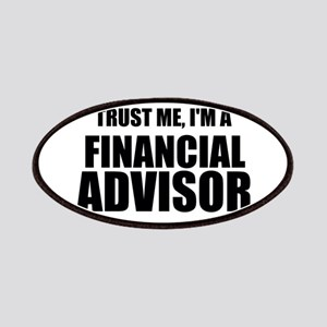 Trust Me, I'm A Financial Advisor Patches