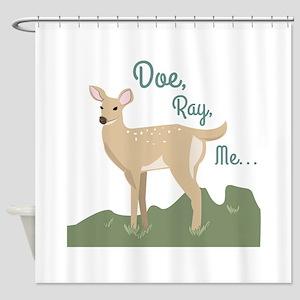 Doe Ray, Me... Shower Curtain