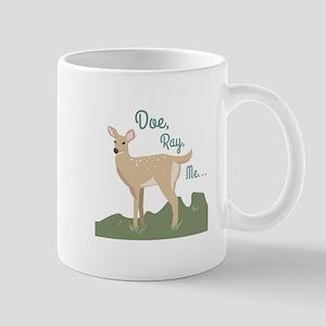 Doe Ray, Me... Mugs