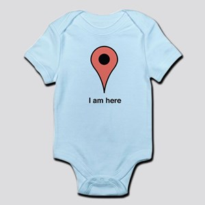 I am Here Body Suit