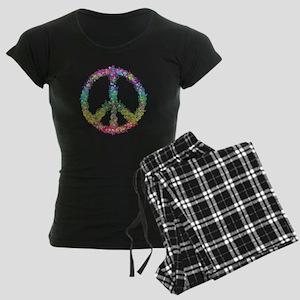 Peace of Flowers Pajamas