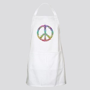 Peace of Flowers Apron