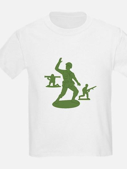 Army Men Toys T-Shirt