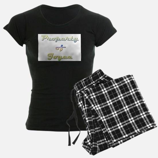 Property Of Joyce Female Pajamas
