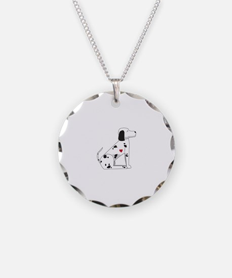 Dalmation Necklace