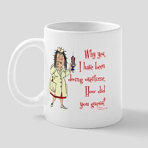 Nurse Mandatory Overtime Mug
