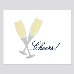 Champagne Cheers Posters