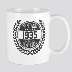 vintage 1935 aged to perfection, aged to perfectio