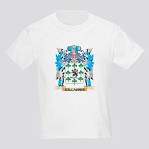Gallacher Coat of Arms - Family Crest T-Shirt