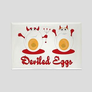 Deviled Eggs Magnets