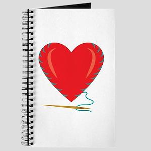 Sewing Heart Journal