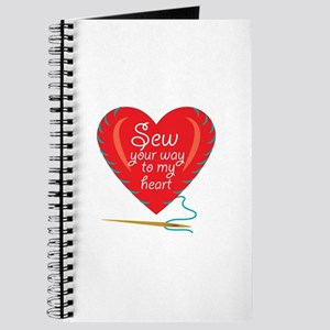 Sew Your Way Journal