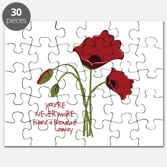 A Thought Away Puzzle