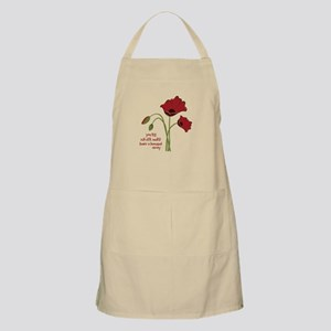 A Thought Away Apron