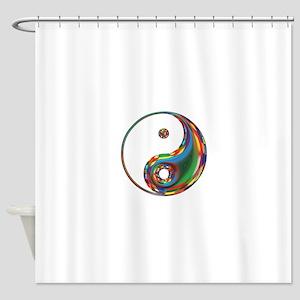 yin Shower Curtain