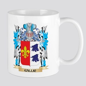 Gallic Coat of Arms - Family Crest Mugs