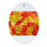 Gummi Bears Ornament (Oval)