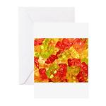 Gummi Bears Greeting Cards
