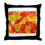 Gummi Bears Throw Pillow