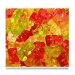 Gummi Bears Tile Coaster