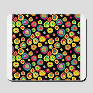 Playful Colors Mousepad