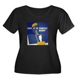 Keep it to Yourself Buddy Women's Plus Size Scoop