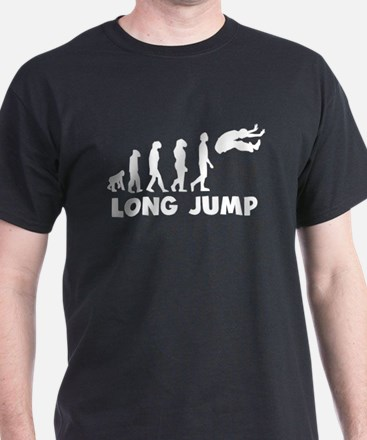 Long Jump Evolution T-Shirt
