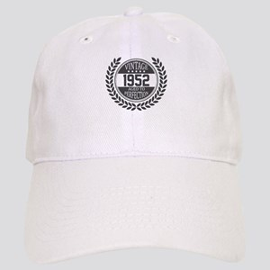 Vintage 1952 Aged To Perfection Baseball Cap