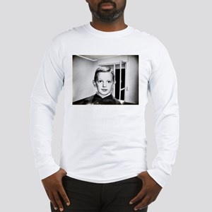 shirt speak Long Sleeve T-Shirt