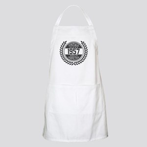 Vintage 1957 Aged To Perfection Apron